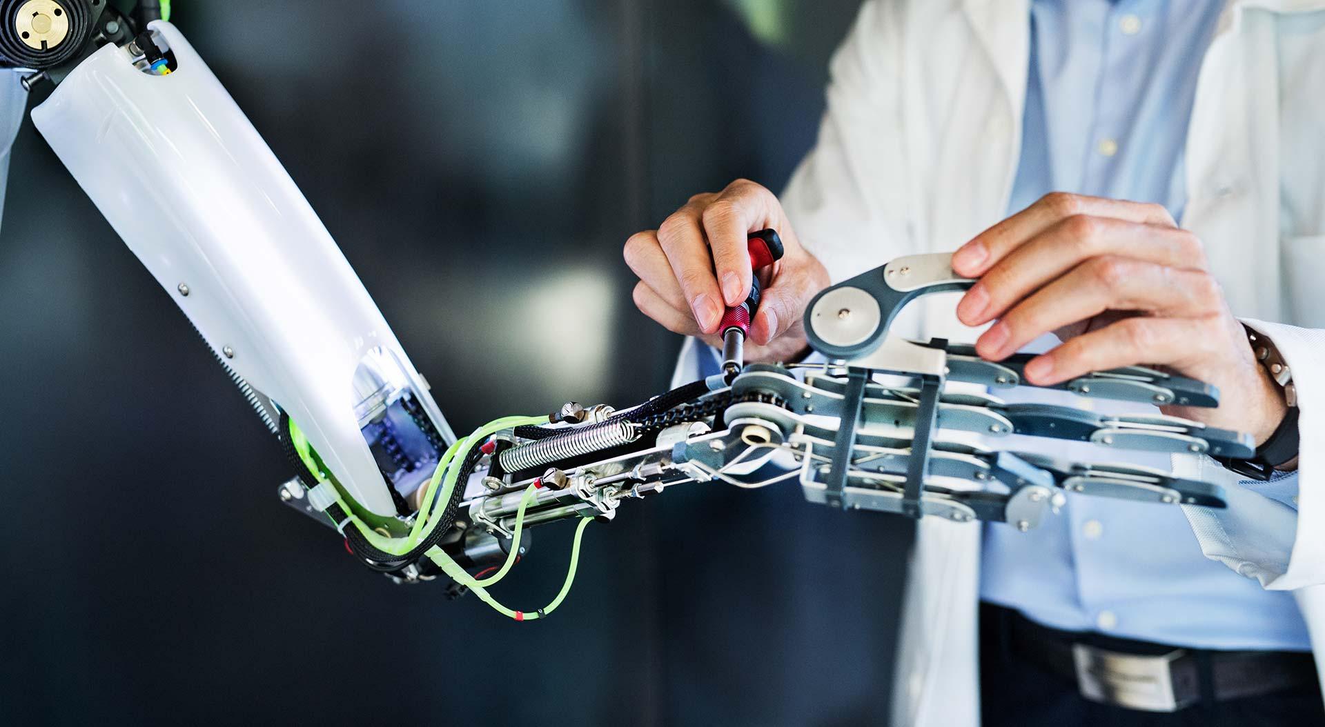 Machine 19 - Intelligent Process Automation