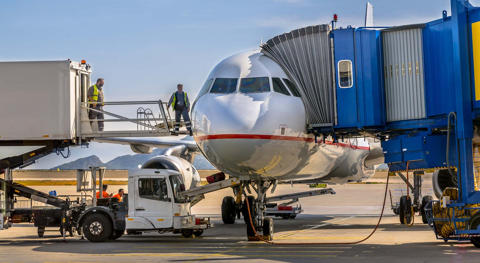 Accelerate Aircraft Turnaround Time